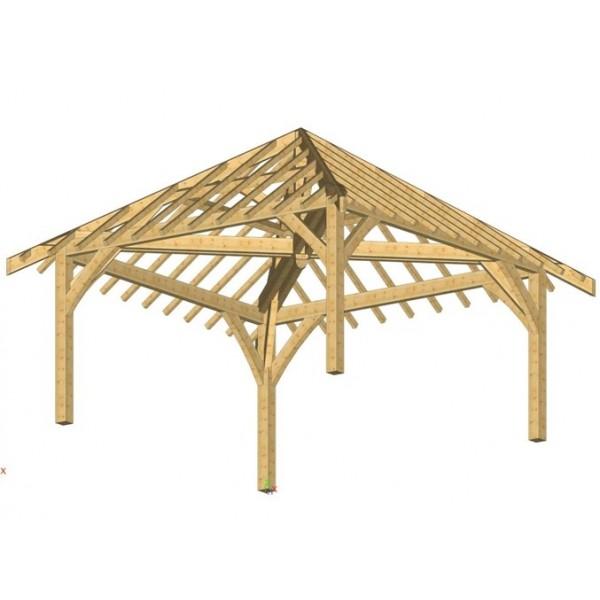 construire une charpente en bois 1 pente des petits dessins qui montrent comment procder with. Black Bedroom Furniture Sets. Home Design Ideas